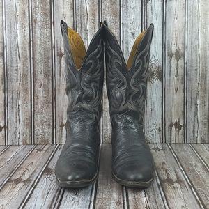NOCONA|Men's Black Western Cowboy Boots SZ 11B